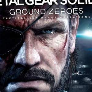 Metal Gear Solid V Ground Zeroes для PS4