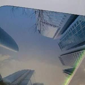 Натяжной потолок с фотопечатью centre city