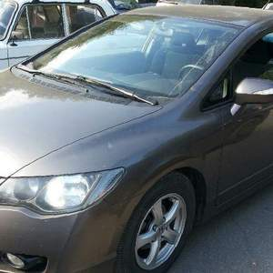 Honda Civic, 2009 гв, бу 144900 км.