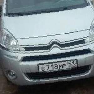 Citroen Berlingo, 2012, бу с пробегом 92400 км.
