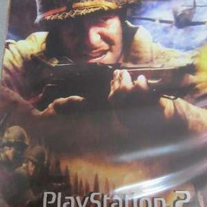 Диск для PS2 sony call OF duty 2 BIG Red, Тюмень