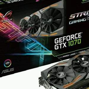 Asus ROG Strix GeForce GTX 1070 OS
