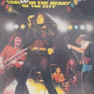 Whitesnake Live. in the heart of the city 2 LP