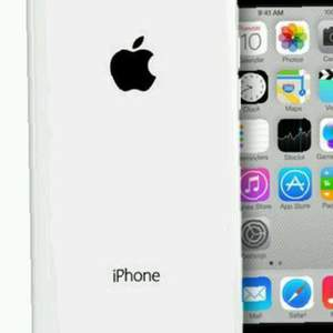 IPhone 5c white, бу