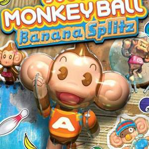 Super Monkey Ball Banana Splitz Игра для PS Vita