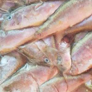 Рыба барабуля мороженная