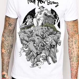 Футболка Four Year Strong, FYS (Merch)
