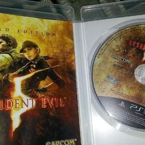 Игра для ps3 Resident Evil 5Gold Edition лицензия