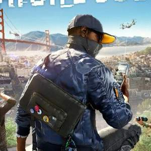 Watch dogs 2 на Play station 4 (PS4 )