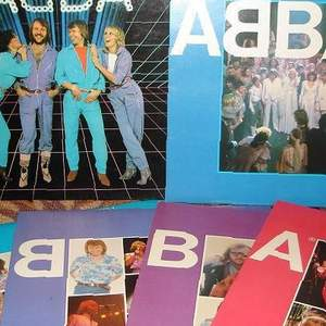 Abba - The Best of., 5 LP Box Set