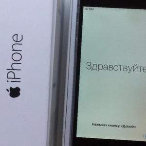 IPhone 6 16GB Space Gray, бу