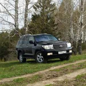 Toyota Land Cruiser, 2010 гв, с пробегом