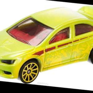'08 Mitsubishi Lancer Evolution Rally HotWheels 1:
