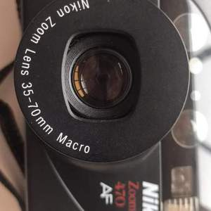 Nikon Zoom Touch 470 AF 35mm Point & Shoot Film Ca