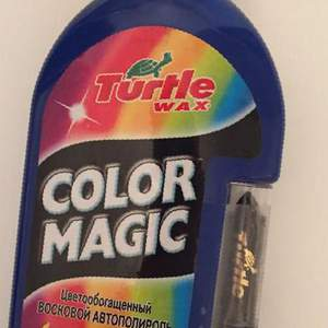 Turtle Wax Color Magic Plus