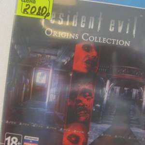 Игра на PS4 Resident evil Collection