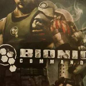 Bionic Commando Ps3, Белгород