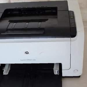 Принтер HP LaserJet CP1025 color