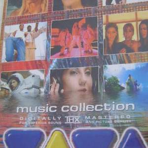 "DVD-диск ""Viva Music Collection"""