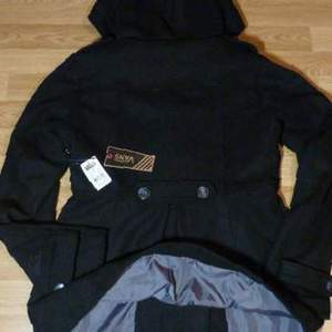 Пальто Vans Abide Peacoat (Black) US XL