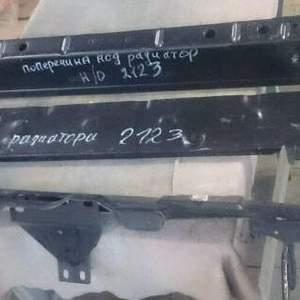 Рамка радиатора в сборе на Нива Шеврале Бертони, бу