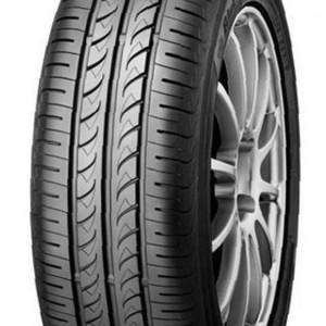 Летняя 185/60R14 yokohama BluEarth AE01A Новая