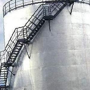 Вертикальные резервуары для гсм объемом до 1000 м3
