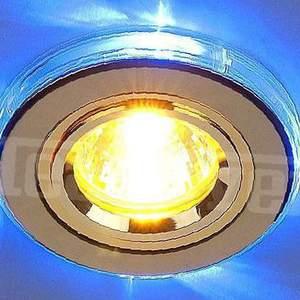 Сатиновый потолок с подсветкой по периметру 11. 5 м