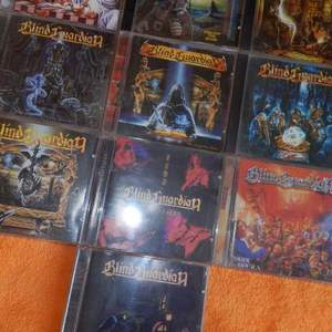 CD Blind Guardian, King Diamond, UDO